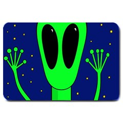 Alien  Large Doormat