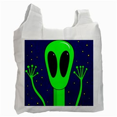 Alien  Recycle Bag (Two Side)