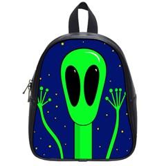 Alien  School Bags (Small)