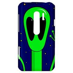 Alien  HTC Evo 3D Hardshell Case