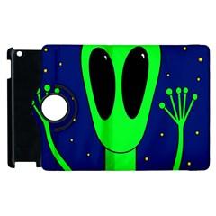 Alien  Apple iPad 2 Flip 360 Case