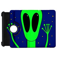 Alien  Kindle Fire HD Flip 360 Case