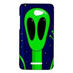 Alien  HTC Butterfly X920E Hardshell Case