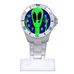 Alien  Plastic Nurses Watch