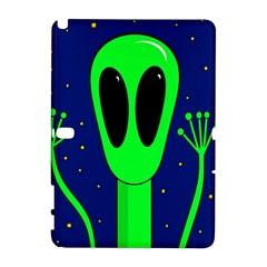 Alien  Samsung Galaxy Note 10.1 (P600) Hardshell Case