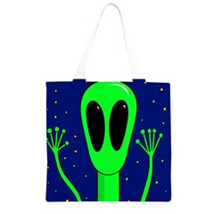 Alien  Grocery Light Tote Bag