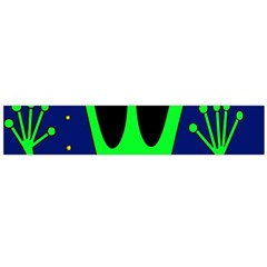 Alien  Flano Scarf (Large)