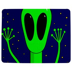 Alien  Jigsaw Puzzle Photo Stand (Rectangular)