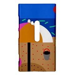 On the beach  Nokia Lumia 920