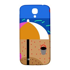 On the beach  Samsung Galaxy S4 I9500/I9505  Hardshell Back Case
