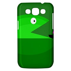 Green monster fish Samsung Galaxy Win I8550 Hardshell Case