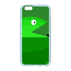Green monster fish Apple Seamless iPhone 6/6S Case (Color)