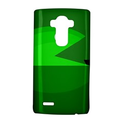 Green monster fish LG G4 Hardshell Case