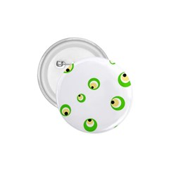 Green eyes 1.75  Buttons