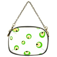 Green eyes Chain Purses (One Side)