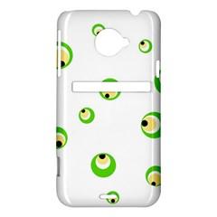Green eyes HTC Evo 4G LTE Hardshell Case