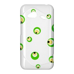 Green eyes HTC Droid Incredible 4G LTE Hardshell Case