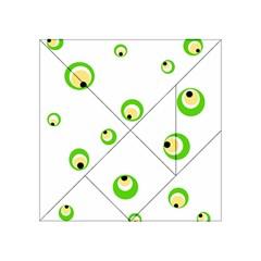 Green eyes Acrylic Tangram Puzzle (4  x 4 )