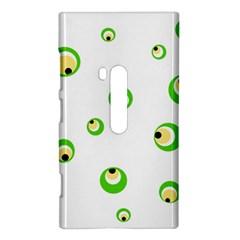 Green eyes Nokia Lumia 920