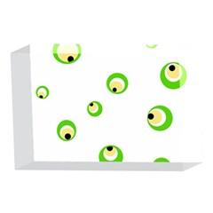 Green eyes 4 x 6  Acrylic Photo Blocks