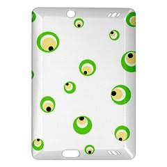 Green eyes Amazon Kindle Fire HD (2013) Hardshell Case