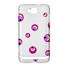 Purple eyes Samsung Ativ S i8750 Hardshell Case