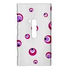 Purple eyes Nokia Lumia 920