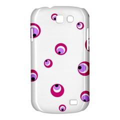 Purple eyes Samsung Galaxy Express I8730 Hardshell Case