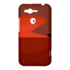 Red monster fish HTC Rhyme