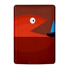 Red monster fish Kindle 4