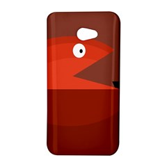 Red monster fish HTC Butterfly S/HTC 9060 Hardshell Case