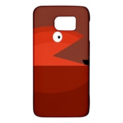 Red monster fish Galaxy S6