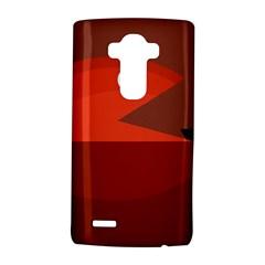 Red monster fish LG G4 Hardshell Case