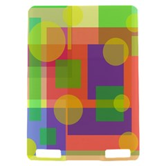 Colorful geometrical design Kindle Touch 3G