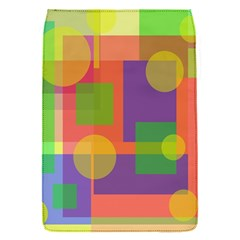 Colorful geometrical design Flap Covers (S)