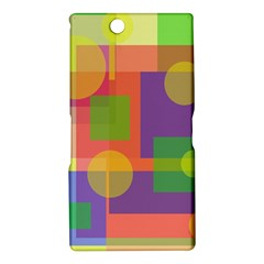 Colorful geometrical design Sony Xperia Z Ultra