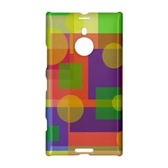 Colorful geometrical design Nokia Lumia 1520