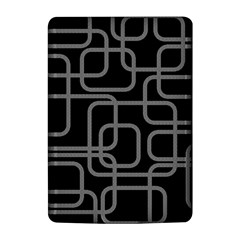 Black and gray decorative design Kindle 4