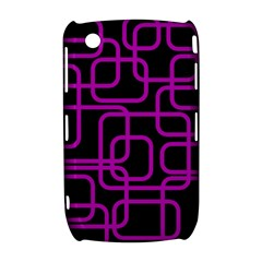 Purple and black elegant design Curve 8520 9300