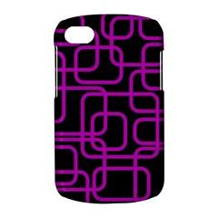 Purple and black elegant design BlackBerry Q10