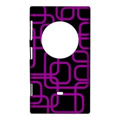 Purple and black elegant design Nokia Lumia 1020