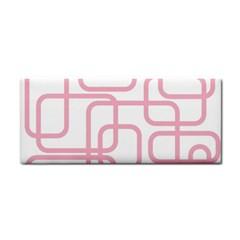 Pink elegant design Hand Towel