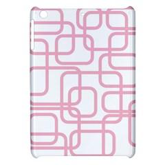 Pink elegant design Apple iPad Mini Hardshell Case