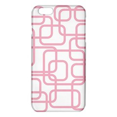 Pink elegant design iPhone 6 Plus/6S Plus TPU Case