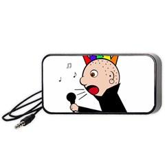 Punker  Portable Speaker (Black)