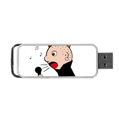 Punker  Portable USB Flash (Two Sides)