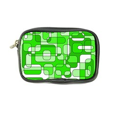 Green decorative abstraction  Coin Purse
