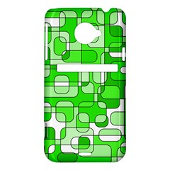 Green decorative abstraction  HTC Evo 4G LTE Hardshell Case