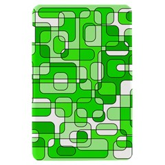 Green decorative abstraction  Kindle Fire (1st Gen) Hardshell Case