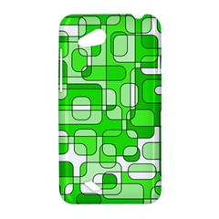 Green decorative abstraction  HTC Desire VC (T328D) Hardshell Case